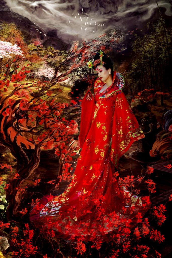 Xian: Myths of the Beauties, Yang Guifei I