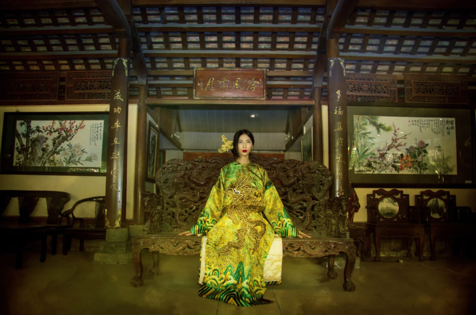 Vietnam News: Photographer launches photo series on Vietnamese designs